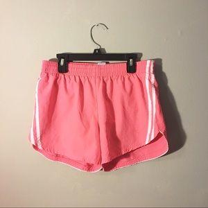 Danskin now pink sport shorts
